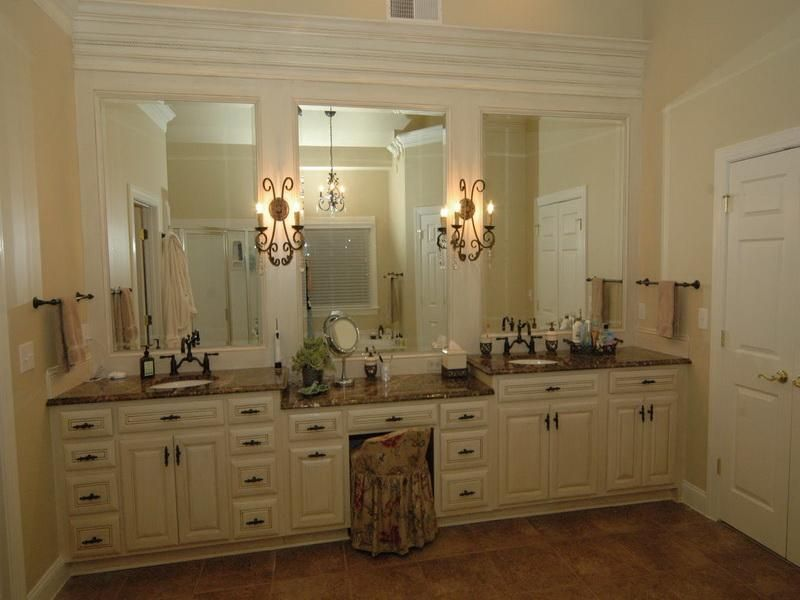 Antique White Bathroom Cabinets bathroom sherwin williams antique white | decorating/home