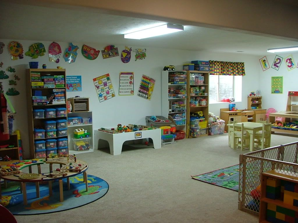 daycare rooms Mountain High Academy Boarding School