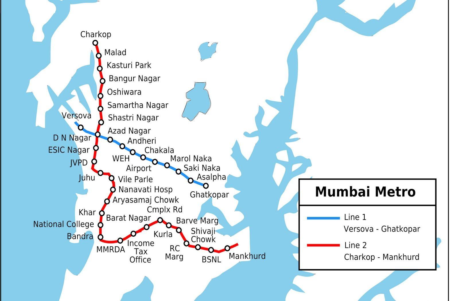 5 Ways In Which The Mumbai Metro Will Change Your Life Mumbai