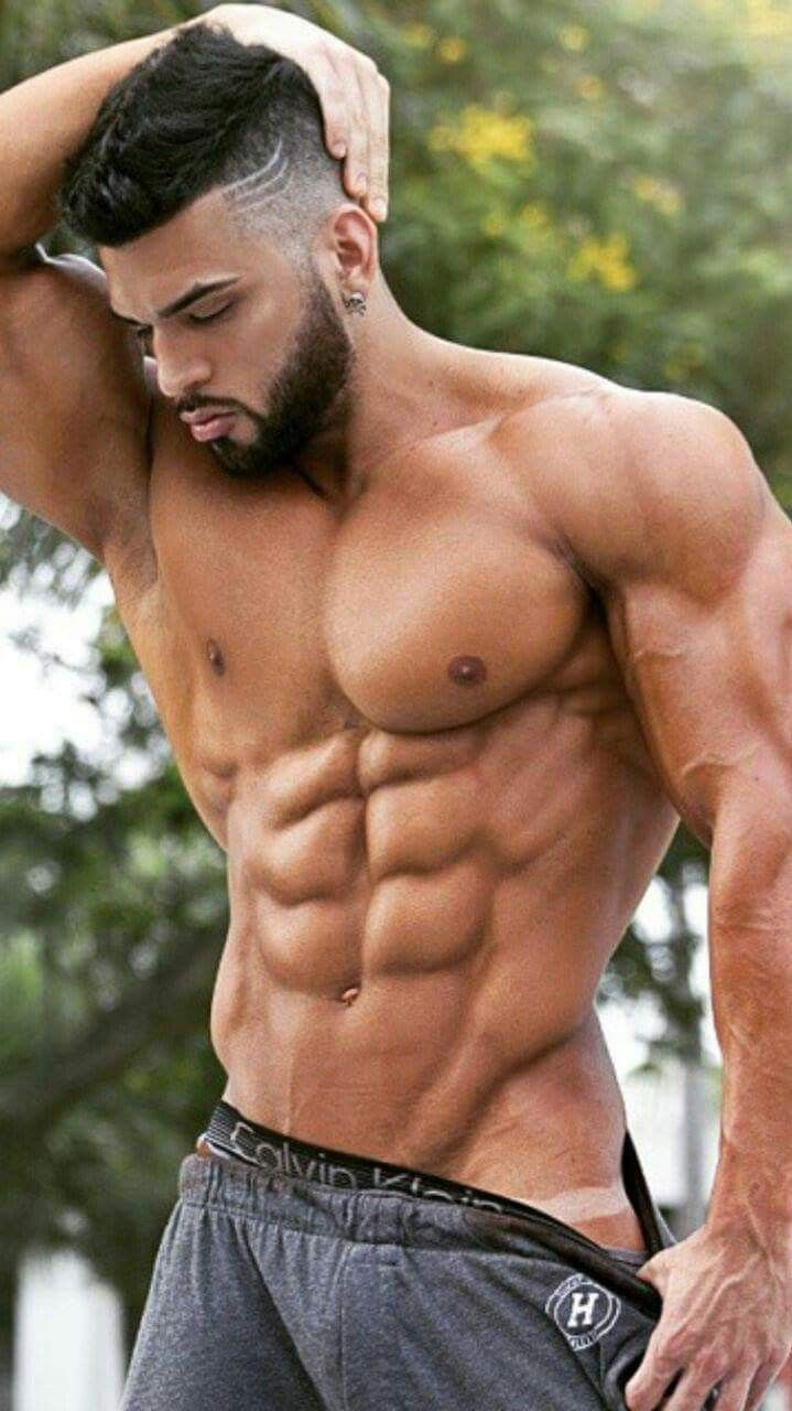 pin胡勤 on 1 hairy muscle | pinterest | muscles, muscular men