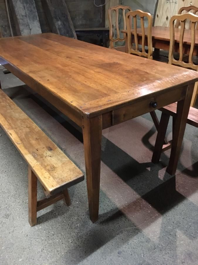 19th Century Walnut Dining Table In 2019 Tables Pinterest