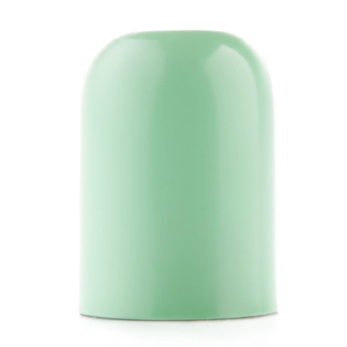 Metal Socket Cover - Mint Green