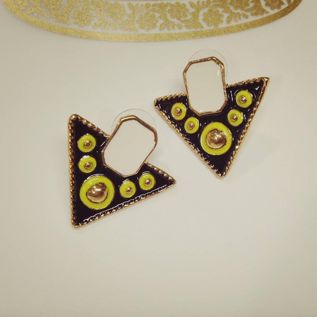Trendy Earrings #fashioncrab #earrings #earring #earringsoftheday ...