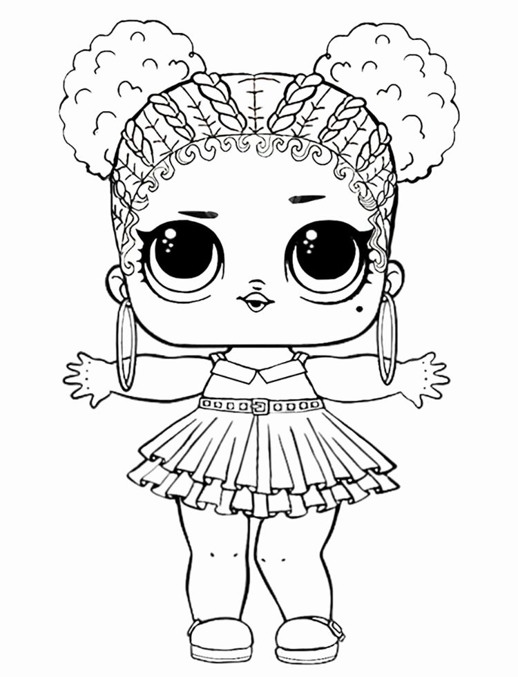 Coloring Pages Of Baby Unicorns Fresh Lol Doll Coloring Pages Coloringcks 2020 Boyama Sayfalari Mandala Boyama Kitaplari Boyama Sayfalari