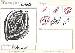 Life Imitates Doodles: Spindle