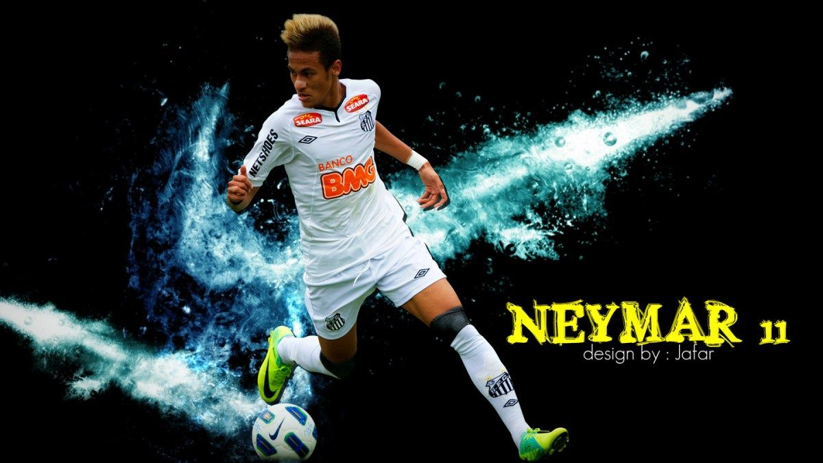 Best Footballer Neymar Jr Wallpaper Free