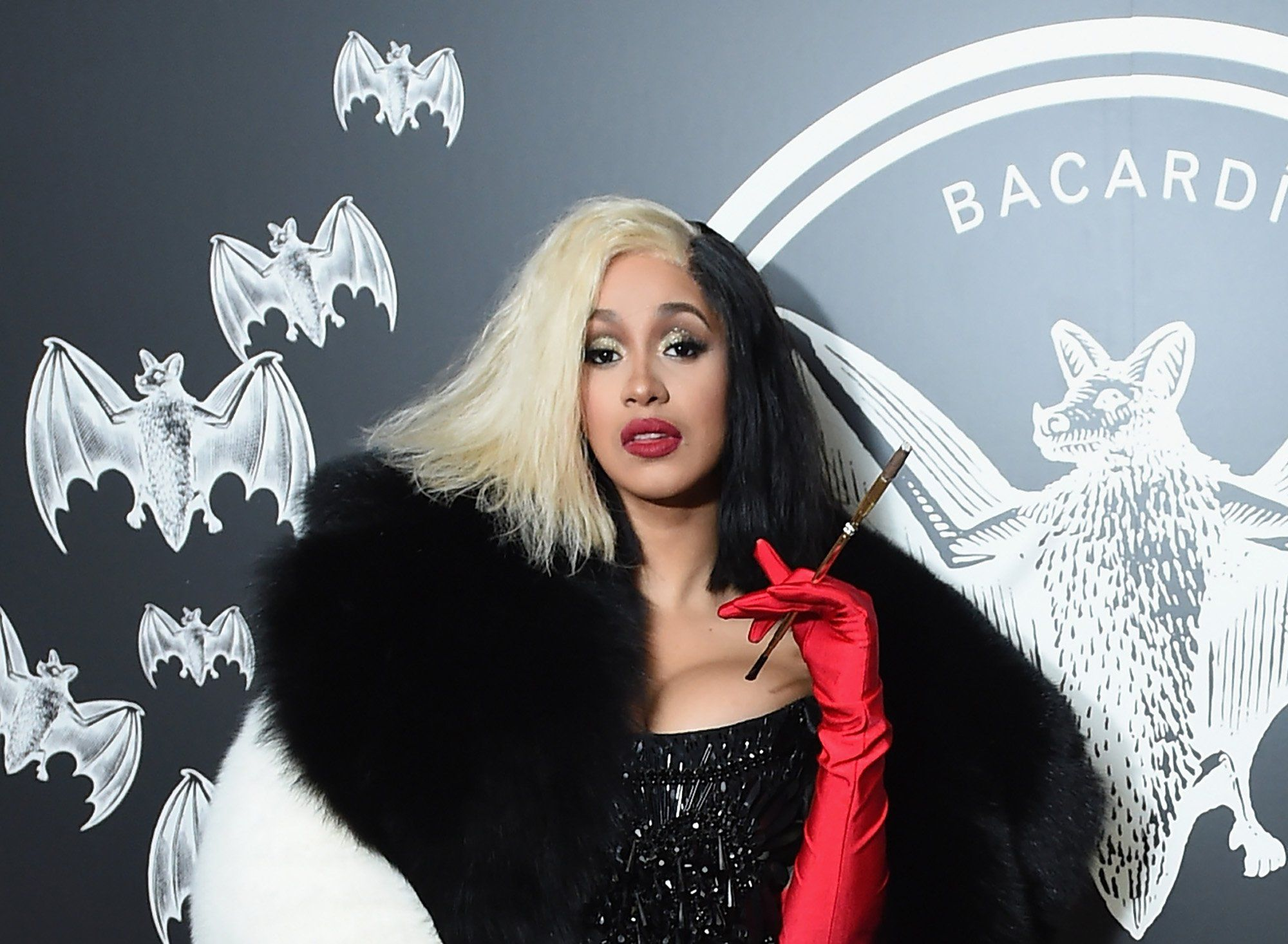 Cardi B Claps Back At Hater Who Asks Her Why She Isn't Wearing Her