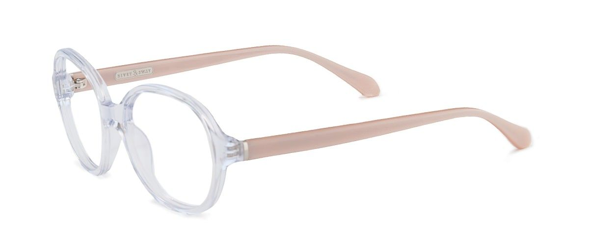 Polly Ester - White Russian, glasses