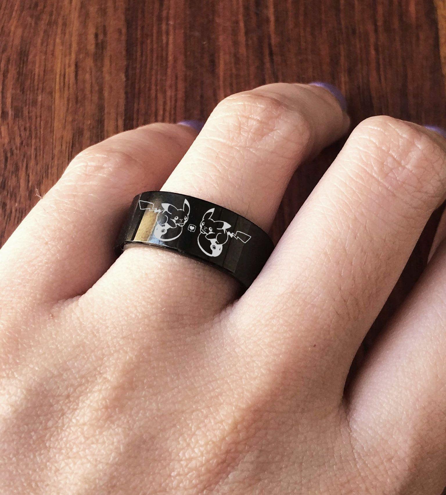 39+ Pokemon wedding ring collection info