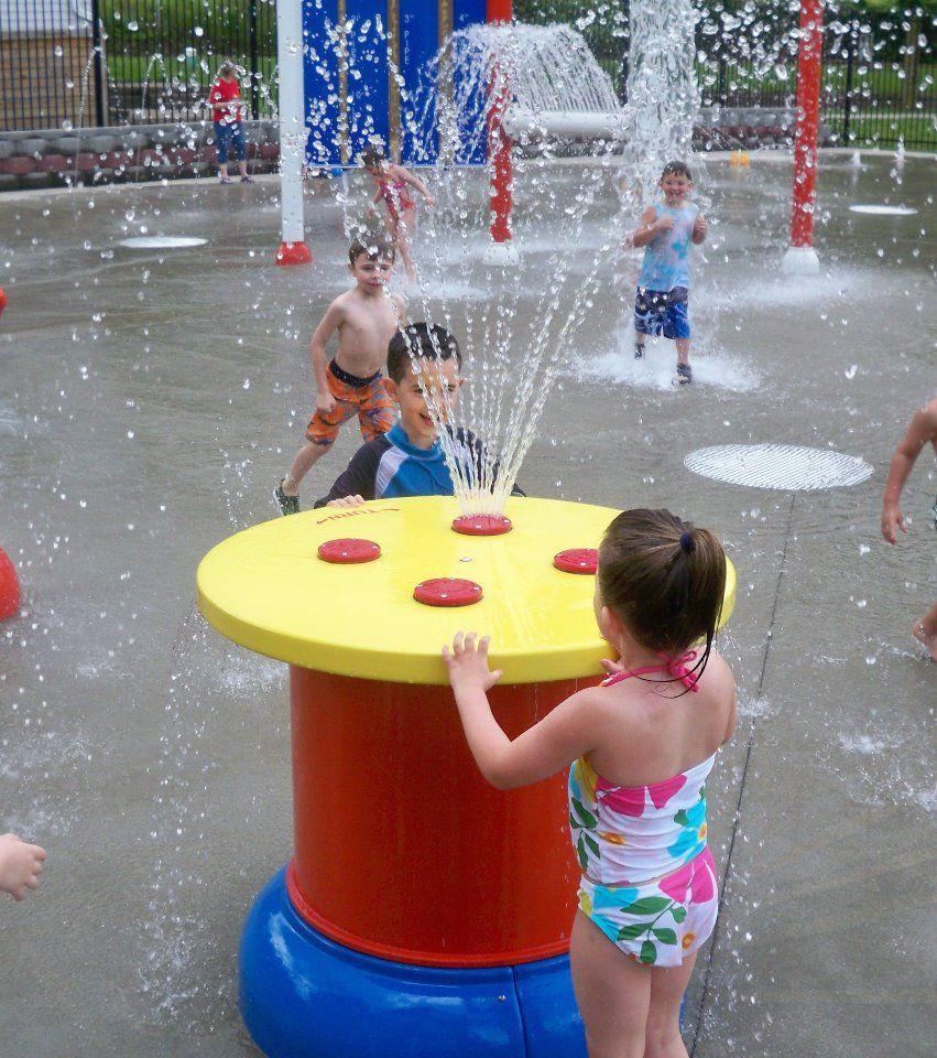 Splash Pad Could Make A Portable Version In 2019 Splash
