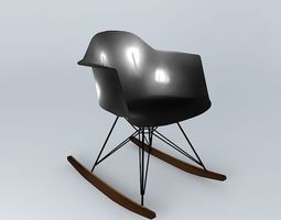 Cinema Chair 3d Model Free Download