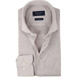 Button-Down-Hemd Svenn - Easy Iron, weiß gemustert StrellsonStrellson #stylishmen