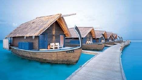 Cocoa Island 'love boat'