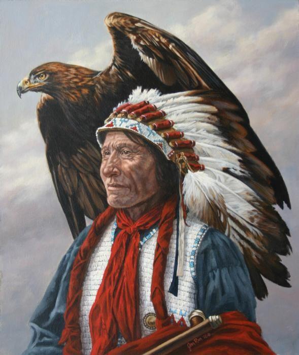 Native Americans Indians - Thunderer