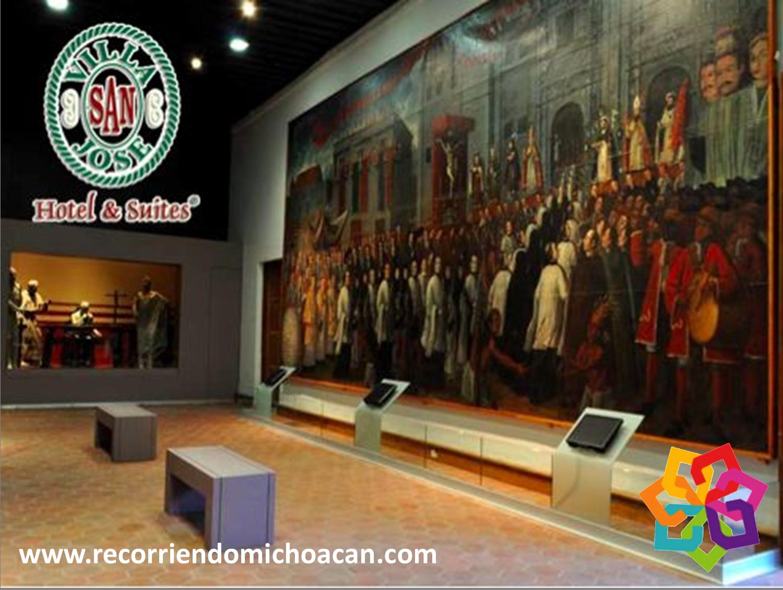 RECORRIENDO MICHOACÁN.  Uno de los más bellos e importantes museos de México es el Museo Regional Michoacano, ubicado en Morelia. Fundado oficialmente el 30 de enero de 1886, bajo la dirección del Dr. Nicolás León Calderón, es el más antiguo de la Red de Museos del Instituto Nacional de Antropología e Historia (INAH). El objetivo principal del Museo es exhibir las reliquias del pueblo tarasco y las producciones naturales del Estado de Michoacán. http://erendiralosazufres.com