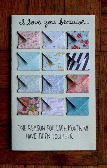 Gifts For Boyfriend Anniversary One Year Diy Relationships 28+ Ideas – Anniversary ideas – Lisa Blog