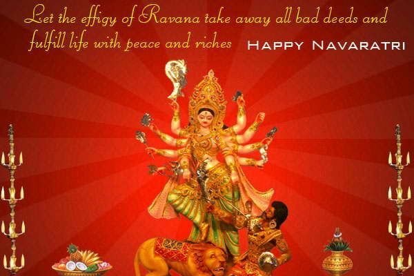 Pin by greetings everyday on happy navratri wishes greeting cards happy navratri images for whatsapp status 2018 m4hsunfo