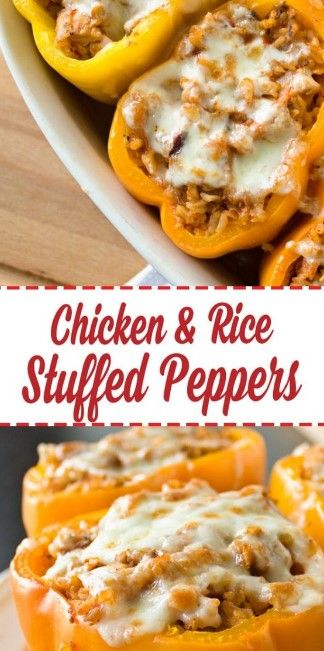 Best Recipes Cheesy Enchilada Stuffed Peppers Healthy Recipes Yes Stuffed Peppers Trending Recipes Meat Free Recipes