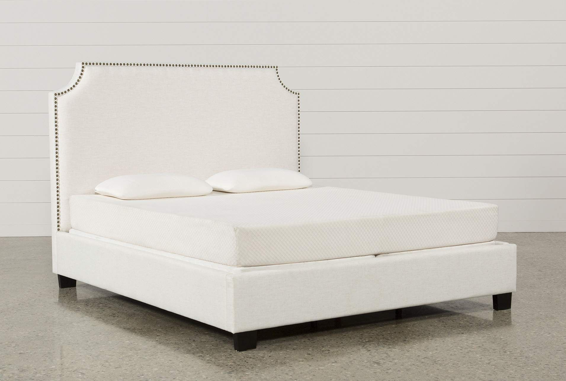 b5c03b95a Sophia California King Upholstered Platform Bed | Products ...
