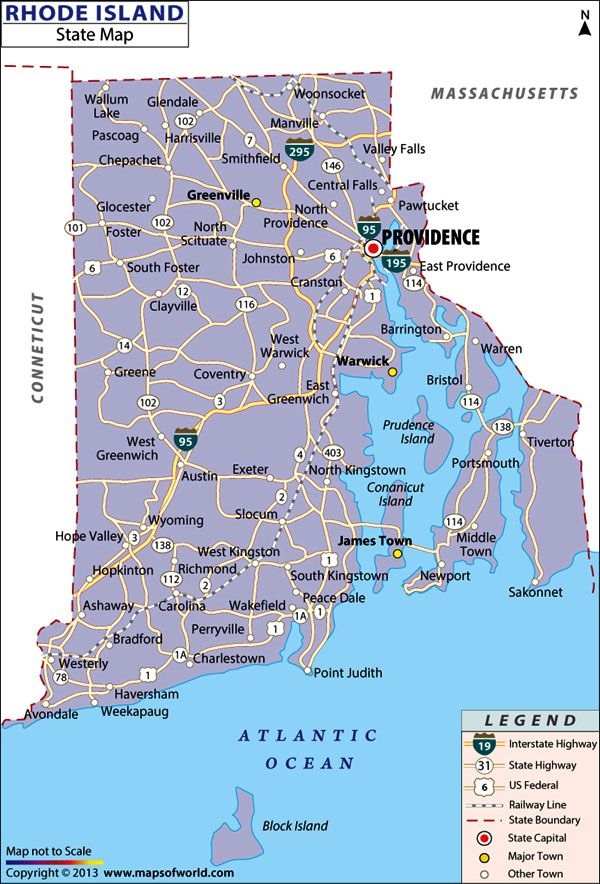 RI Map RI Neighborhood Maps Pinterest Rhode island Rhodes and
