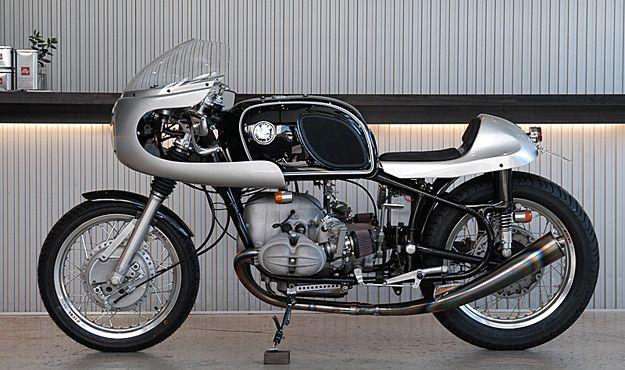 Ritmo Sereno S Racy Custom Bmw R69s Bmw Motorbikes Cafe Racer