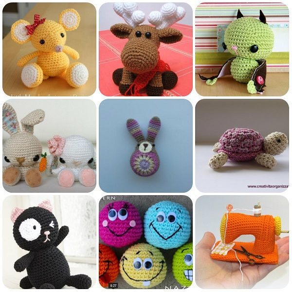 Amigurumi Schemi Gratis Za Bebu Amigurumi Crochet Crochet Hooks