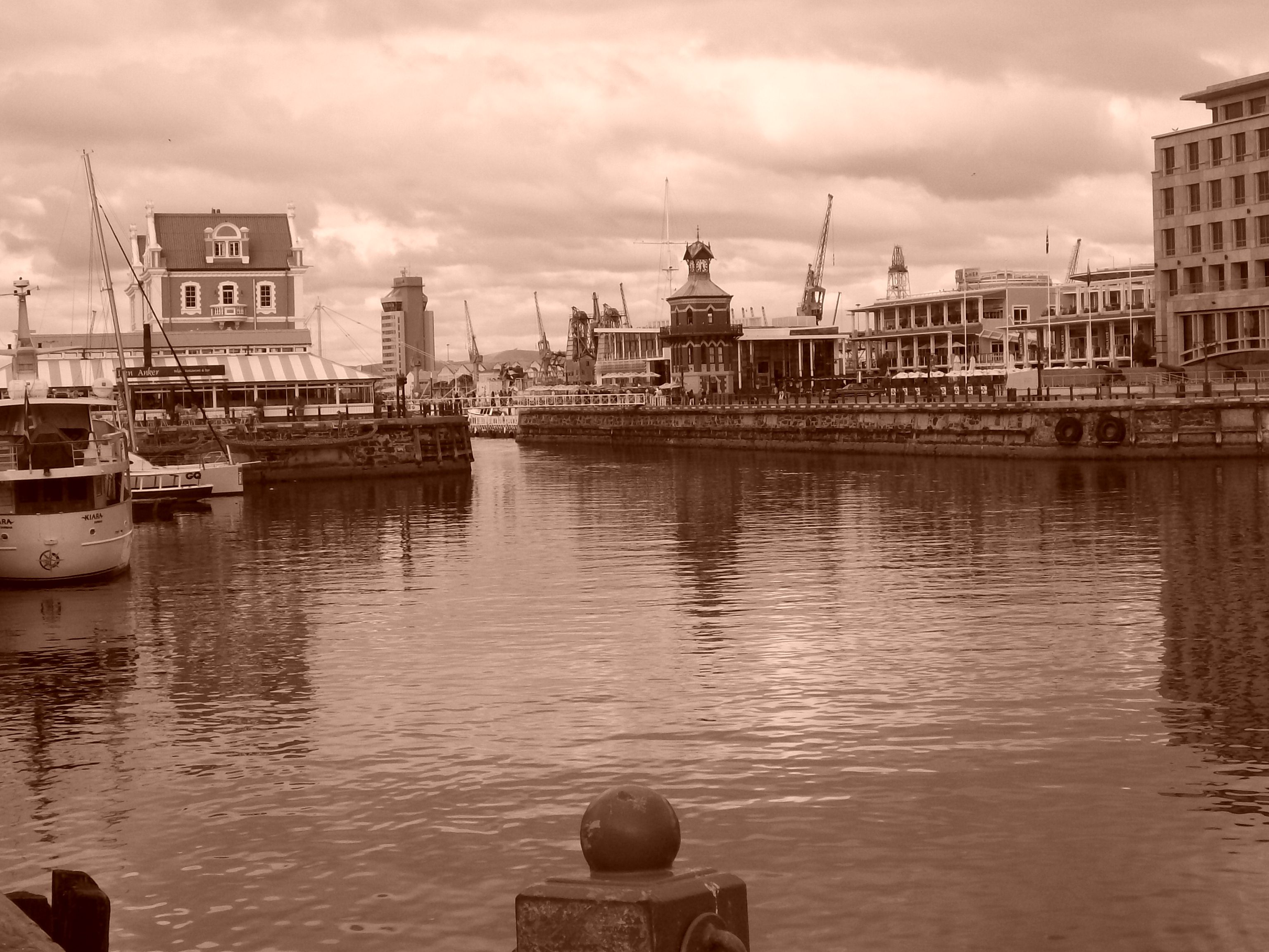 Waterfront, Cape Town