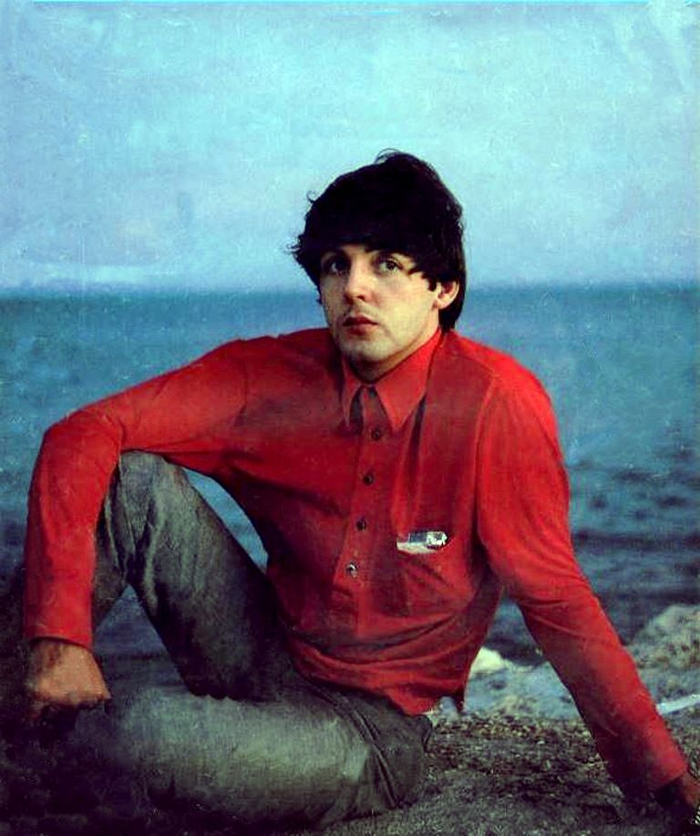 9th September 1964. Paul During The Beatles Rest Day In