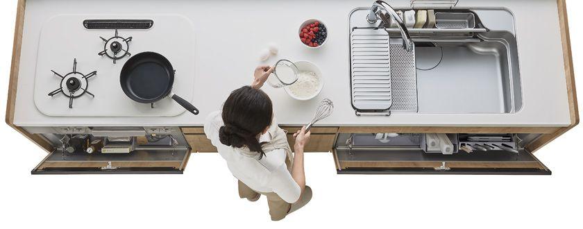 プロが解説 リクシルのキッチン アレスタ の特徴や価格 評判 家を建てる前に知っておきたい知識 アレスタ システムキッチン Lixil アレスタ