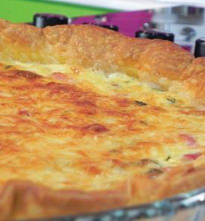 Quiche lorraine antillaise cuisine cr ole pinterest - Cuisine creole antillaise ...