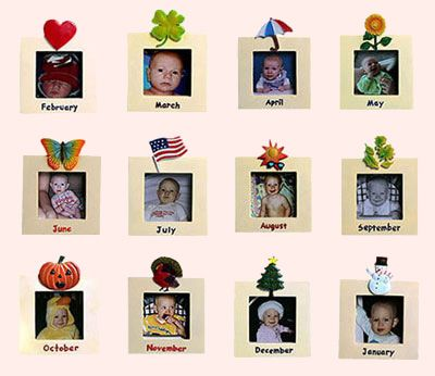 Each Month Of The Year Picture Ideas Pinterest Monthly