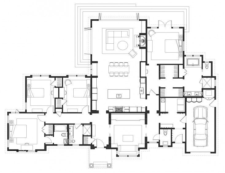 Outdoor Living Floor Plans: Weekend Spotlight: Indoor/Outdoor Living With Chambers