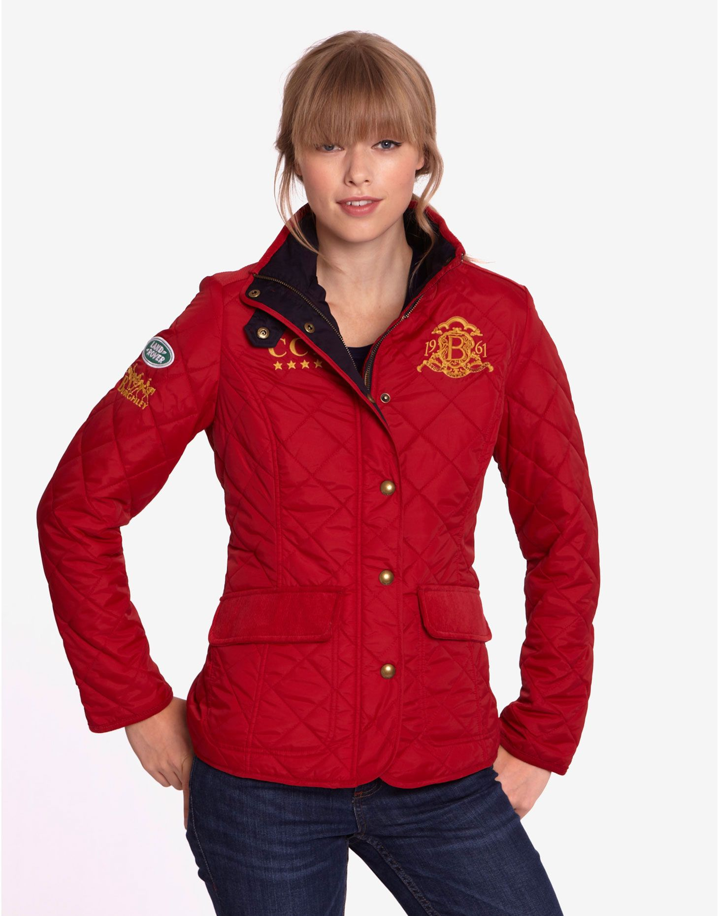 Women S Official Burhley Horse Trials Quilted Jacket Do Want [ 1860 x 1460 Pixel ]