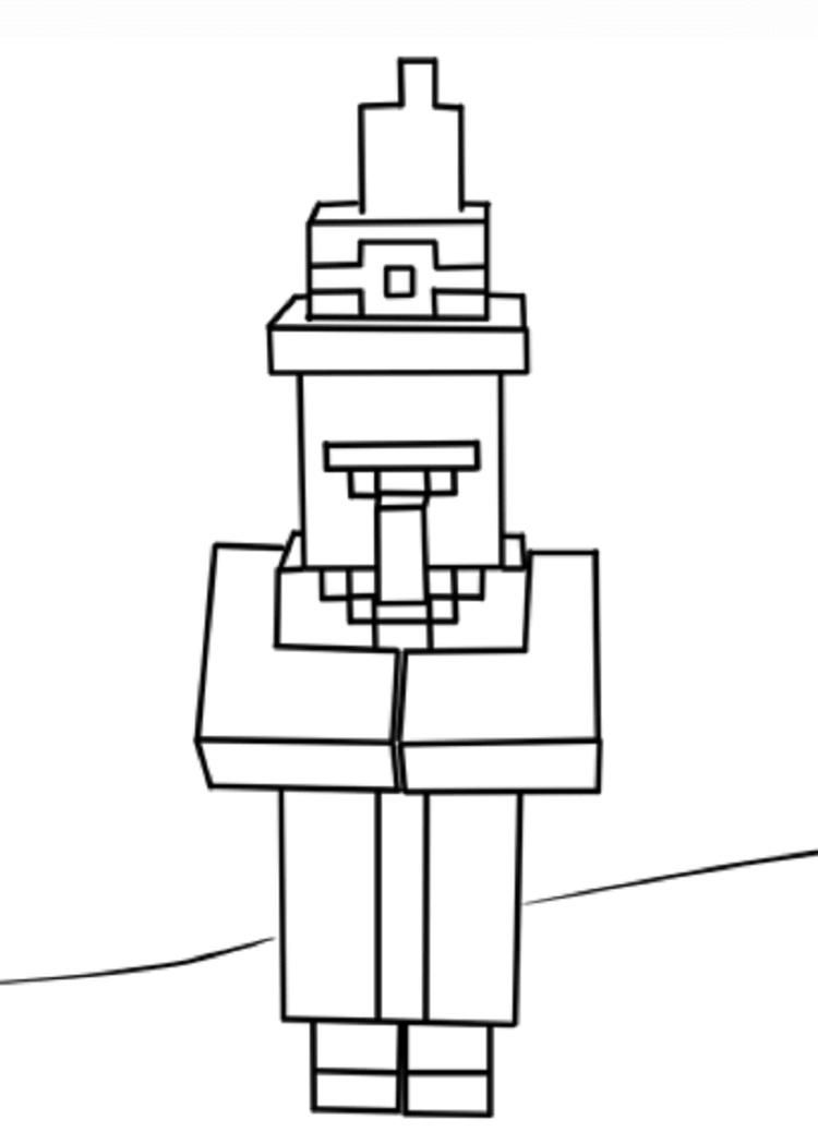 Coloring Pages For Minecraft Witch Dinosaur Coloring Pages Mermaid Coloring Pages Minecraft Coloring Pages