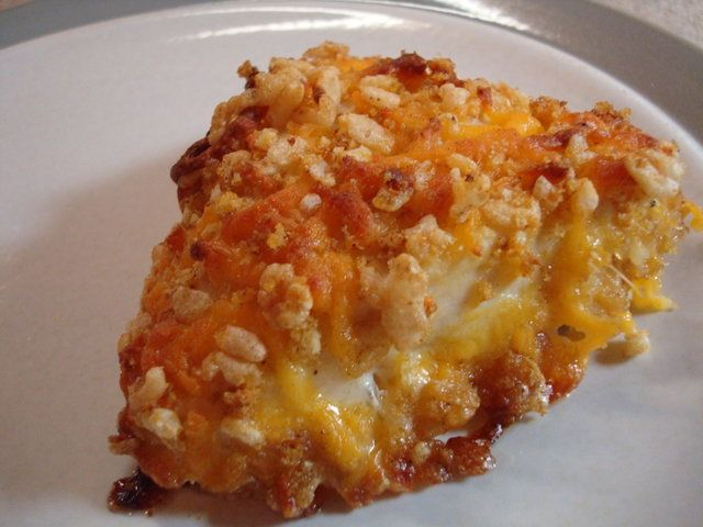 Cheddar Baked Chicken..made this tonight and we LOVED it i will most certainly be making this again!!! prob my fave out of everything i've made so far!