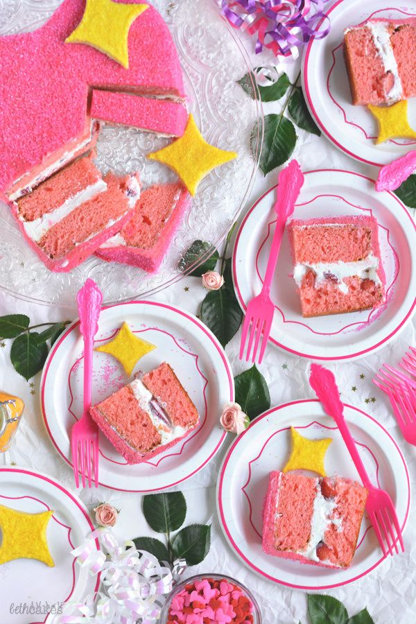 Sparkly Heart Emoji Cake Bethcakes Com Pink Food And Valentines