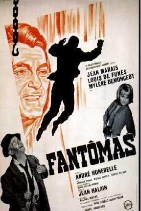 Fantomas, André Hunebelle, 1964