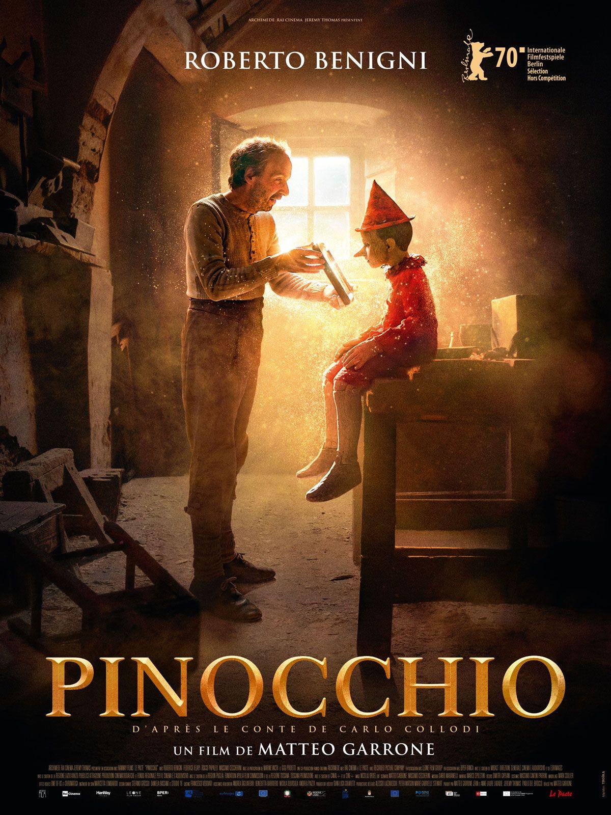 Pinocchio 2020 Pinocchio Film Film Fantastique