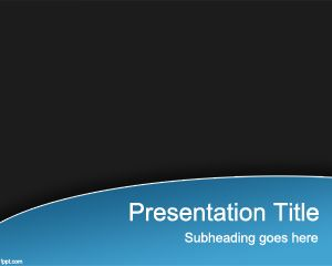 Great powerpoint template with curved line and great for strategy great powerpoint template with curved line and great for strategy presentations in microsoft powerpoint toneelgroepblik Image collections