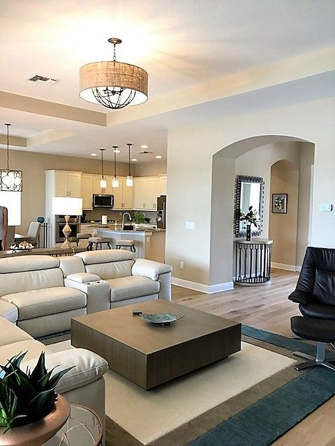 Living Room Interior Design By Sarah Kendall From Baer S Furniture