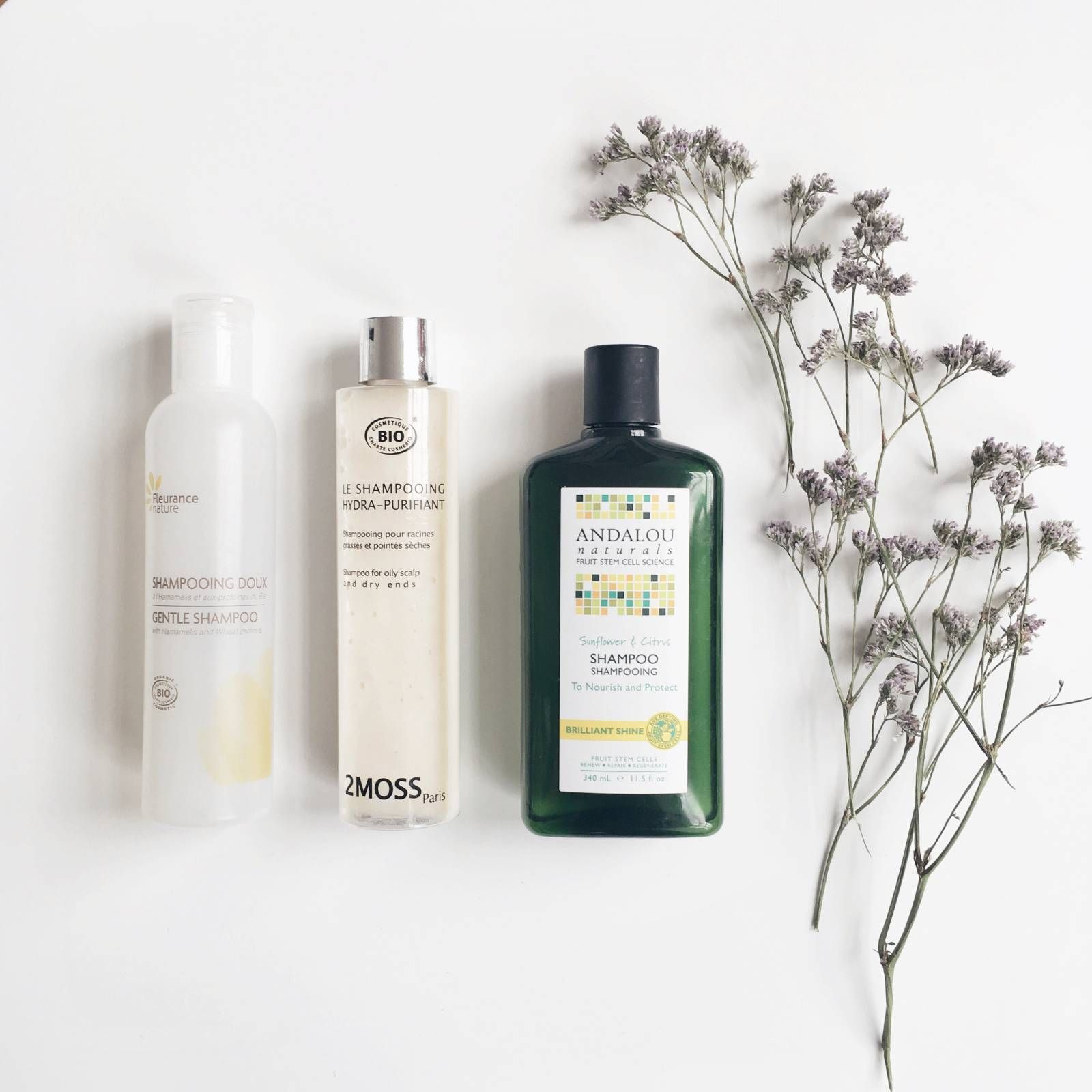 Organic Shampoo Review 2moss Fleurance Nature And Andalou Clear Strong Ampamp Soft 340 Ml Naturals