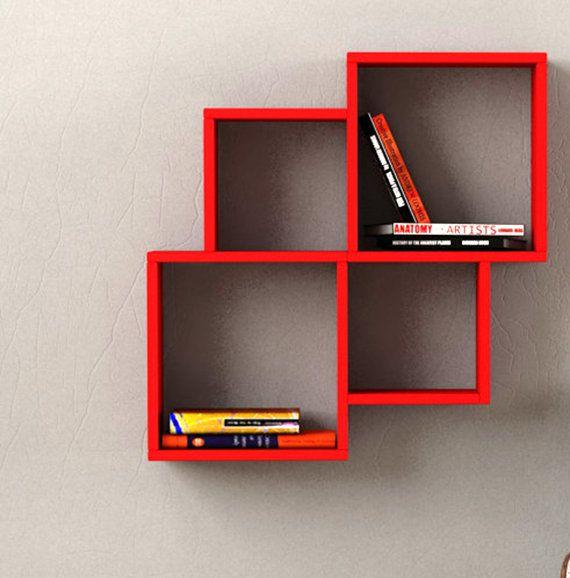 Handmade Wall Shelves Woodmade Wall Shelf Estantes Criativas