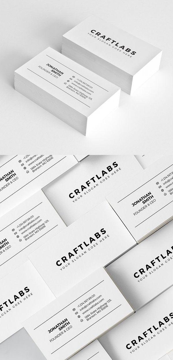 Simple minimal business card minimaldesign businesscard simple minimal business card minimaldesign businesscard psdtemplate branding identity cleandesign colourmoves
