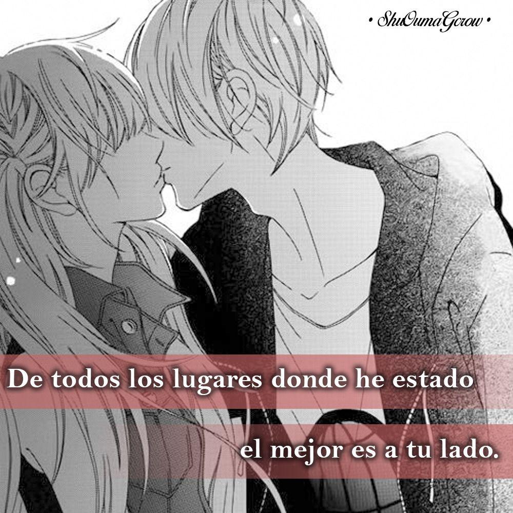 Imagenes Con Frases De Amor Anime Mejor Casa Sobre Frases De Amor
