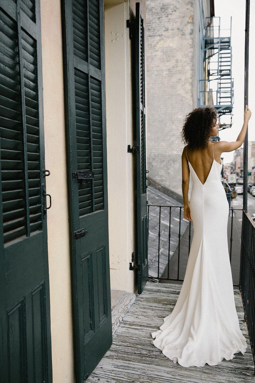 Lewis Gown — Alexandra Grecco Wedding dresses, Bridal