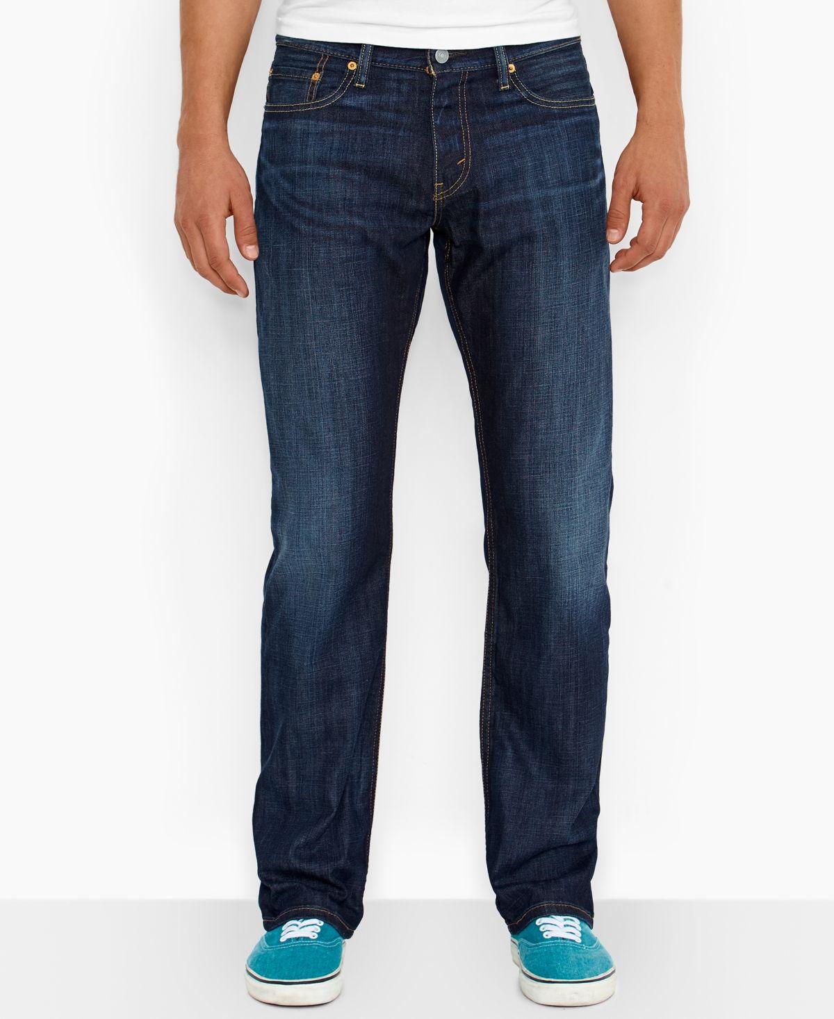 Levi's Men's 514 Straight Fit Jeans Shipyard Stretch