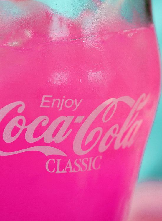 Pink Watermelon Coca-Cola