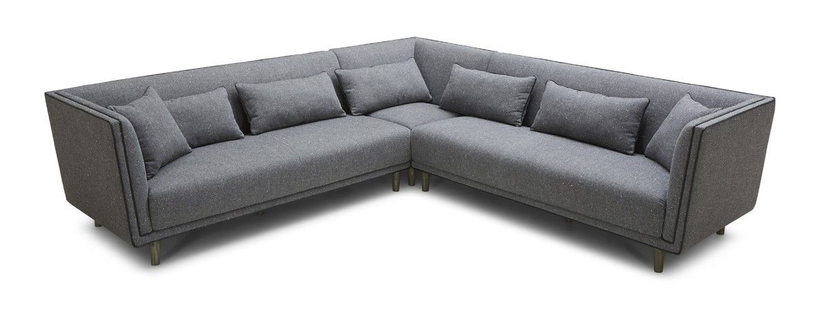Stylish Design Furniture - Divani Casa Conway Modern Grey Fabric Sectional Sofa, $2,784.00 (http://www.stylishdesignfurniture.com/products/divani-casa-conway-modern-grey-fabric-sectional-sofa.html/)