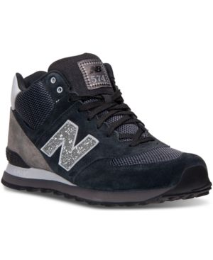 official photos 8f2ed 04210 New Balance Men's 574 Mid Casual Sneakers from Finish Line ...