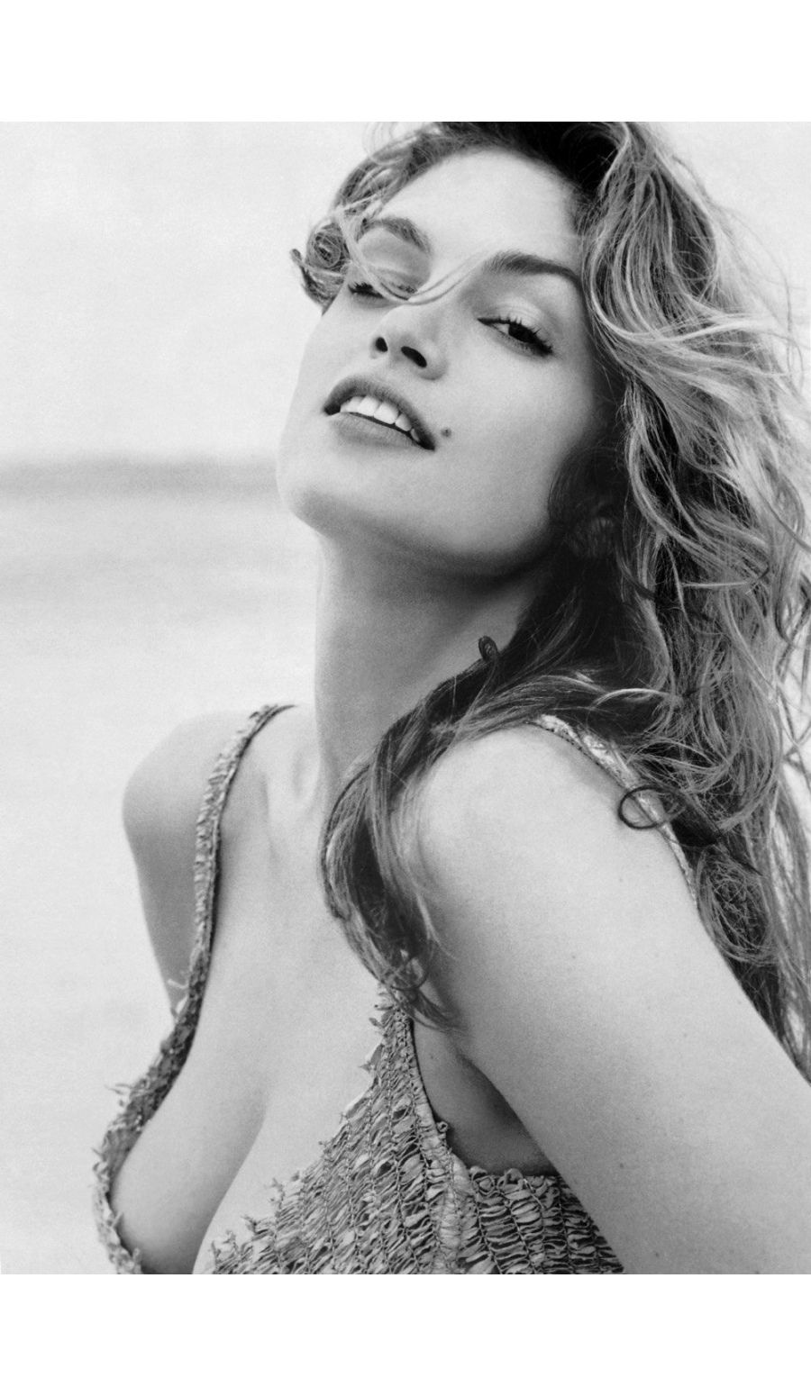 Cindy Crawford Pirelli Calendar 1994 Photographed By Herb Ritts